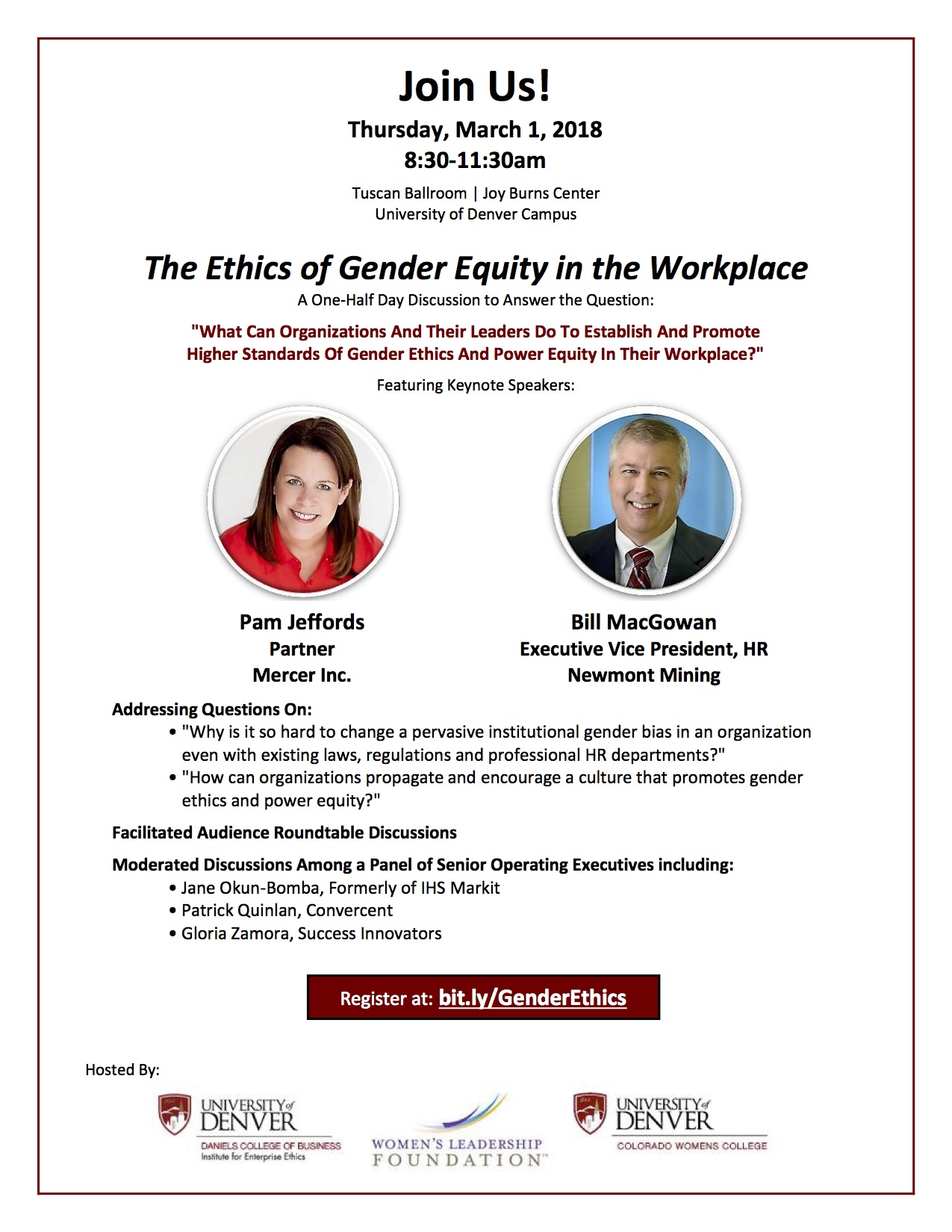 The Ethics of Gender Equity in the Workplace | Colorado