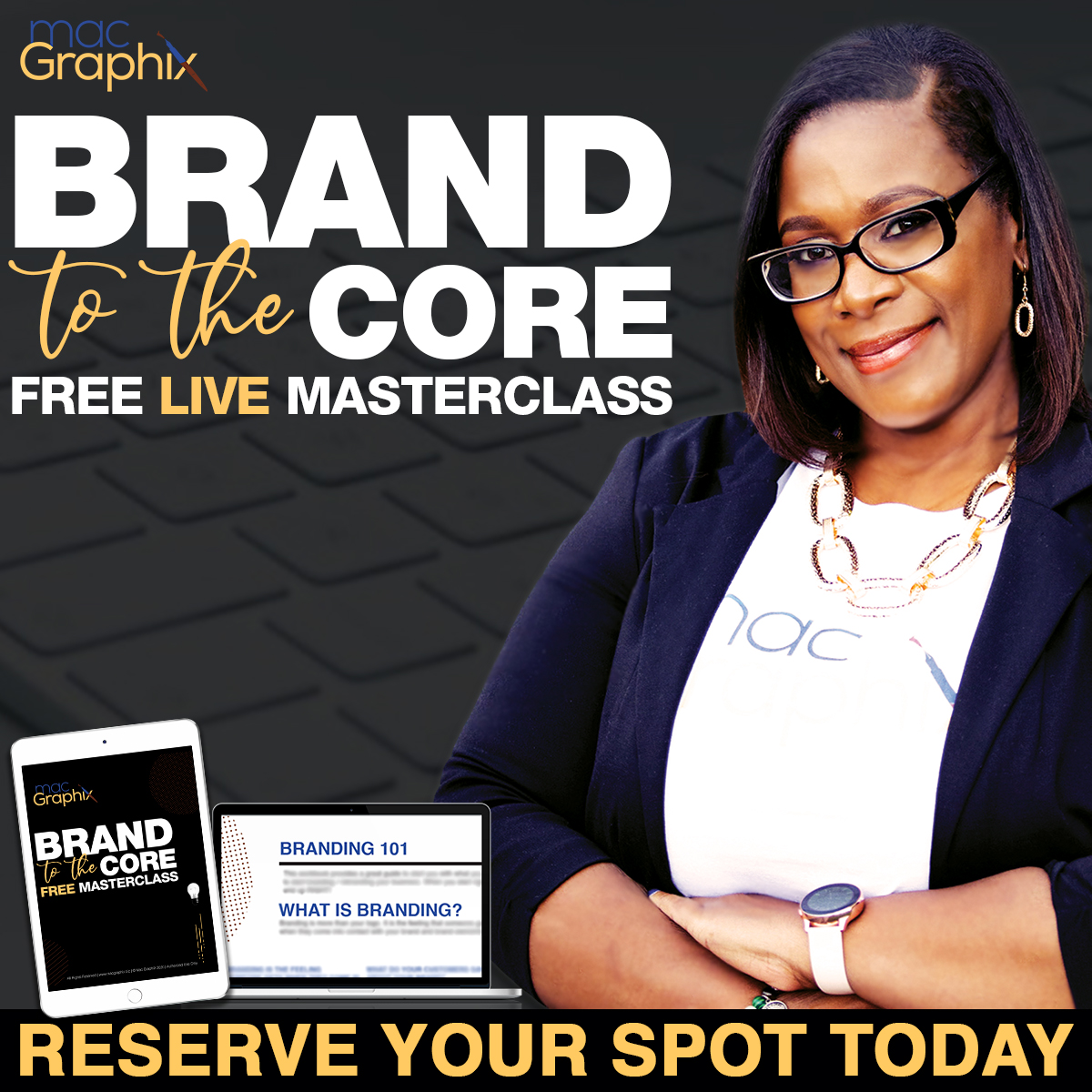 Brand to the Core - Free Masterclass